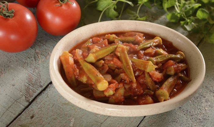 nutritional value of okra pdf